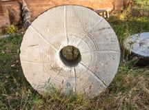 Τρία μεγάλα millstones Στοκ εικόνα με δικαίωμα ελεύθερης χρήσης