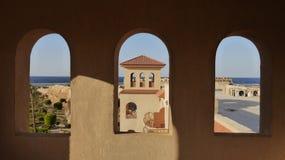 Τρία παράθυρα στοκ φωτογραφίες