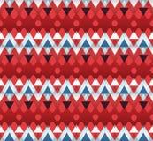 Τρίγωνα και hexagons Στοκ Φωτογραφίες