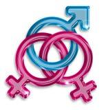 Τρίγωνο αγάπης ελεύθερη απεικόνιση δικαιώματος