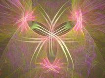 τρίγωνο κρητιδογραφιών Στοκ φωτογραφία με δικαίωμα ελεύθερης χρήσης