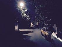 Τρίγωνο του φωτός Στοκ Φωτογραφίες
