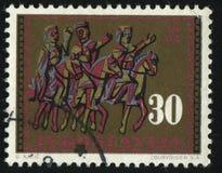 Τρίο πλατών αλόγου Στοκ φωτογραφία με δικαίωμα ελεύθερης χρήσης