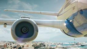 Τρίτη έκδοση της Βαρκελώνης Ισπανία απογείωσης αεροπλάνων φιλμ μικρού μήκους