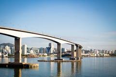 Τρίτη γέφυρα Στοκ Φωτογραφία