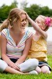 τρίχωμα λουλουδιών moms στοκ εικόνες
