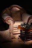 τρίχωμα σκακιού Στοκ Εικόνες