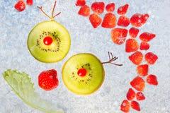 Τρίχωμα φραουλών. Στοκ φωτογραφίες με δικαίωμα ελεύθερης χρήσης