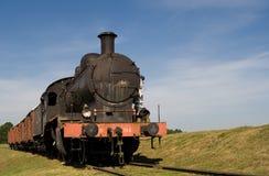 τραίνο ατμού μηχανών Στοκ εικόνες με δικαίωμα ελεύθερης χρήσης