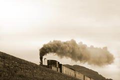 Τραίνο ατμού Στοκ Φωτογραφίες