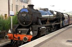 τραίνο ατμού Στοκ Εικόνες