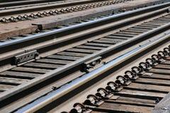 τραίνο διαδρομών Στοκ Εικόνα