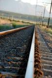 τραίνο διαδρομών Στοκ εικόνες με δικαίωμα ελεύθερης χρήσης