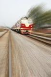 τραίνο μηχανών Στοκ Φωτογραφία