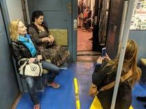 Τραίνο νοσταλγίας Στοκ εικόνα με δικαίωμα ελεύθερης χρήσης