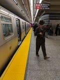 Τραίνο νοσταλγίας Στοκ Εικόνα