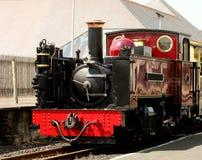τραίνο Ουαλία ατμού του Άμπερισγουάιθ Στοκ φωτογραφίες με δικαίωμα ελεύθερης χρήσης
