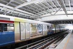 Τραίνο ουρανού BTS Στοκ φωτογραφίες με δικαίωμα ελεύθερης χρήσης