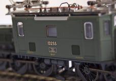 τραίνο παιχνιδιών πηούτερ επιστολών Στοκ Εικόνα