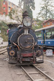 τραίνο παιχνιδιών πηούτερ επιστολών Στοκ Φωτογραφία