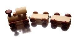 τραίνο παιχνιδιών Στοκ φωτογραφία με δικαίωμα ελεύθερης χρήσης