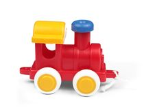 τραίνο παιχνιδιών Στοκ Εικόνα