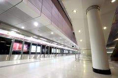 τραίνο σταθμών του Χογκ Κ&o Στοκ Εικόνες