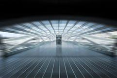 τραίνο σταθμών Στοκ Φωτογραφίες