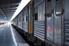 Τραίνο στην Ταϊλάνδη Στοκ Εικόνα