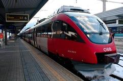 τραίνο ταχύτητας Στοκ Εικόνες