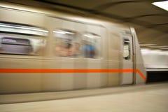Τραίνο ταχύτητας Στοκ εικόνες με δικαίωμα ελεύθερης χρήσης