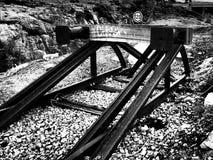 Τραίνο τελών Στοκ Εικόνες