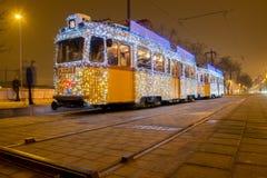 Τραίνο 19 της Βουδαπέστης στοκ εικόνα