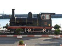 τραίνο της Κωνσταντινούπο Στοκ φωτογραφία με δικαίωμα ελεύθερης χρήσης