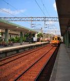 τραίνο της Ταϊβάν Στοκ φωτογραφία με δικαίωμα ελεύθερης χρήσης