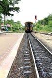 τραίνο της Ταϊλάνδης Στοκ Φωτογραφίες