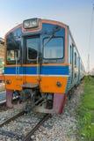 Τραίνο της Ταϊλάνδης Στοκ εικόνες με δικαίωμα ελεύθερης χρήσης