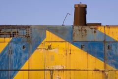 τραίνο χρωμάτων Στοκ Εικόνα