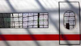 τραίνο Στοκ εικόνες με δικαίωμα ελεύθερης χρήσης