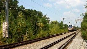 Τραίνο απόθεμα βίντεο