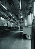 Τραίνο Coridor Στοκ Φωτογραφία