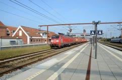 Τραίνο Danlink Στοκ Εικόνες