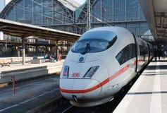 Τραίνο ICE Hispeed Στοκ εικόνες με δικαίωμα ελεύθερης χρήσης