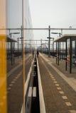Τραίνο NS Στοκ εικόνες με δικαίωμα ελεύθερης χρήσης