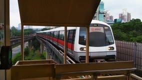 Τραίνο SMRT Στοκ Εικόνα