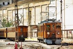 Τραίνο Soller Στοκ φωτογραφία με δικαίωμα ελεύθερης χρήσης