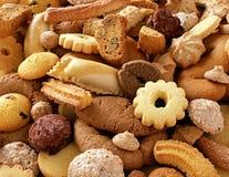 Τραγανά φρέσκα μπισκότα Στοκ φωτογραφίες με δικαίωμα ελεύθερης χρήσης