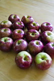 τραγανός ώριμος μήλων Στοκ εικόνα με δικαίωμα ελεύθερης χρήσης