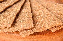 Τραγανό ψωμί Στοκ φωτογραφία με δικαίωμα ελεύθερης χρήσης