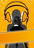 τραγουδιστής Στοκ εικόνες με δικαίωμα ελεύθερης χρήσης